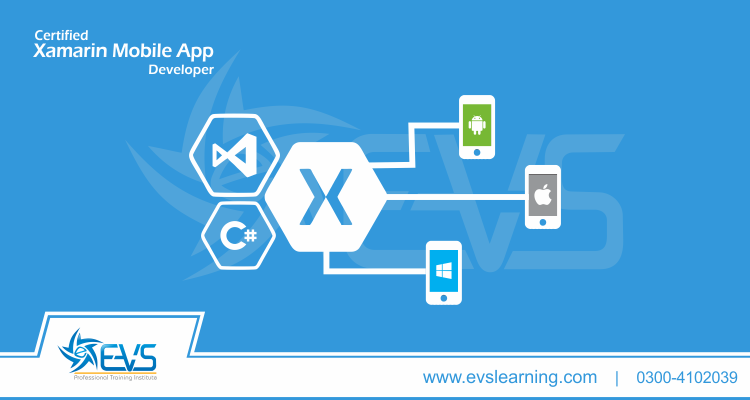 Certified Xamarin Mobile App Developer Image